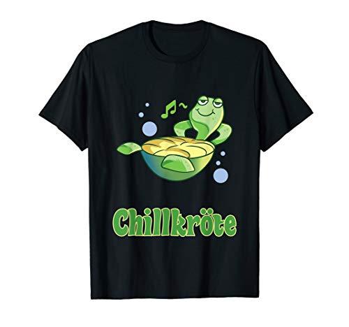 Relaxte Chillkröte | Schildkröten | Männer Frauen Kinder