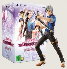 Tales of Xillia II 2 Ludger Kresnik Collectors Edition PS3 EUROPE