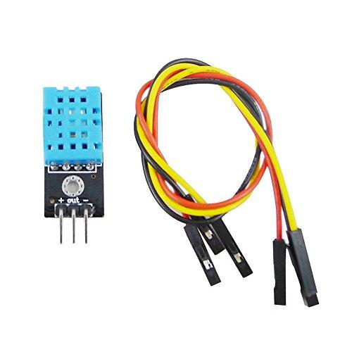 MissBirdler DHT 11 DHT11 digitaler Feuchtigkeit Temperatur Sensor für Arduino Raspberry Pi
