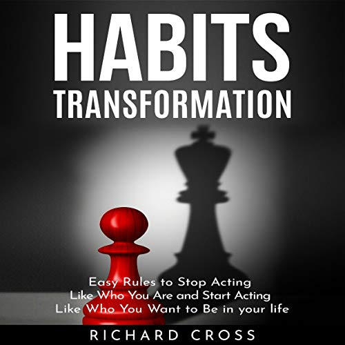 Habits Transformation audiobook cover art