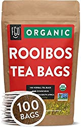 best top rated organic rooibos tea 2021 in usa