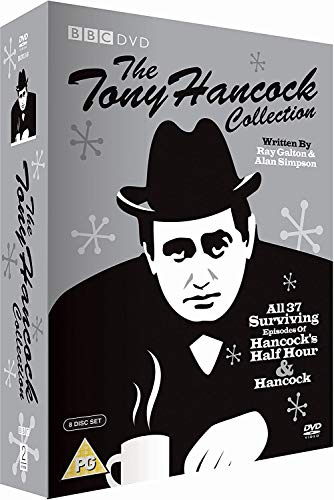 The Tony Hancock Collection Box Set [Reino Unido] [DVD]