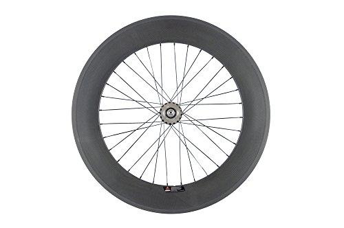SunRise Bike Carbon Track Rear Wheel for Fixed Gear Bike