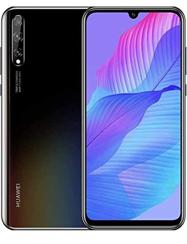 Huawei P40 Lite E Smartphone, 64 GB, Doble SIM, tamaño Mediano, Color Negro