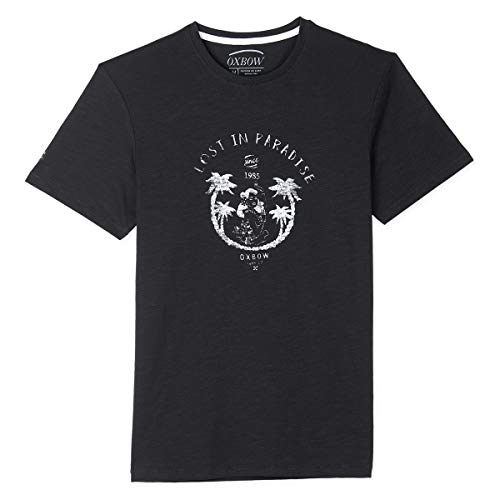 Oxbow N1TICALO Tee shirt manches courtes graphique Homme, No