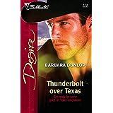 Thunderbolt Over Texas (English Edition)
