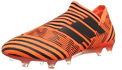 adidas adidas Herren Nemeziz 17+ 360Agility FG Fußballschuhe, Orange (Orange/Schwarz Orange/Schwarz), 42 EU