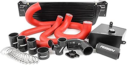 Perrin Performance PSP-ITR-437-2RD/BK Black Box(2015 WRX FMIC with Boost Tube and Coupler)