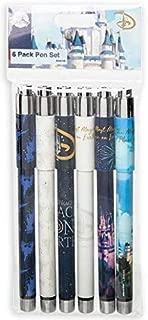 Disney Parks Ink Pen Set - Cinderella Castle - 6 Pack