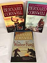 The Warlord Chronicles 3 Pack: A Novel of Arthur Winter King, Enemy of God, Excalibur