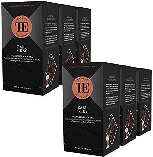 Teahouse Exclusives Luxury Tea Bag Earl Grey, 52.9 g / 6er Pack