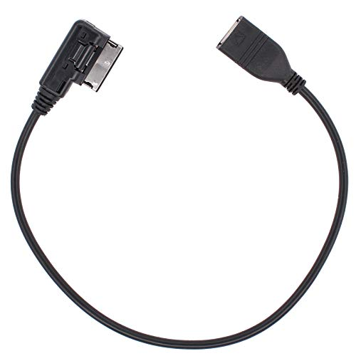 Auto Audio MMI AMI USB Adapter Kabel für C E S-Klasse KFZ Media Interface Comand