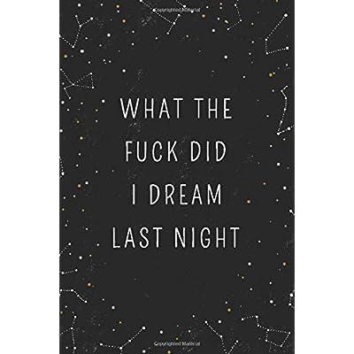 dream journal for women