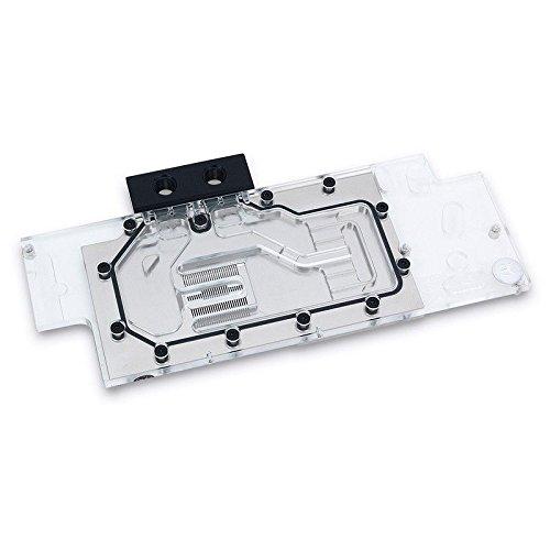 EK Water Blocks EK-FC1080 GTX Silber - Hardwarekühlungszubehör