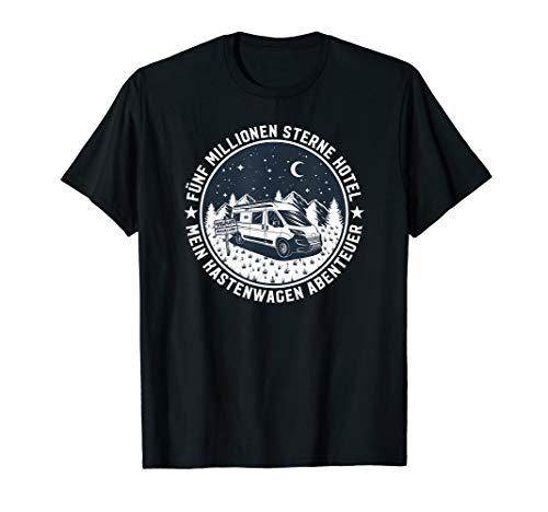 Kastenwagen - Fünf Millionen Sterne Hotel T-Shirt
