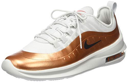 Nike Air MAX Axis Premium, Zapatillas Hombre, Polvo de fotones/Gris Oscuro Humo...