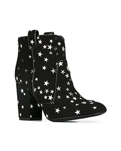 Laurence Dacade Black Stars Boots (40.5)