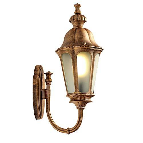 Applique extérieure lampe de jardin chambre salon étanche et antirouille