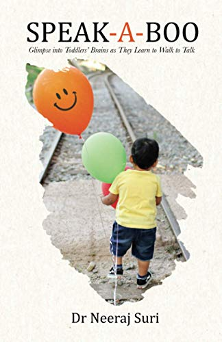 Speak-A-Boo: Glimpse into Toddlers' Brains as They Learn to Walk to Talk