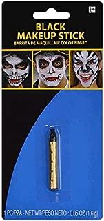 amscan Face Paint - Black Stick