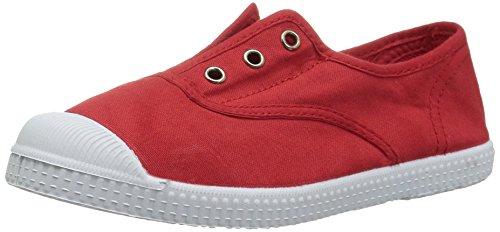 CIENTA Chaussures Mixtes en Toile de Coton Avec Fermeture élastique (34 M 19 EU/M Ragazzo)