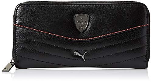 PUMA Damen Ferrari LS Wallet, Black, OS