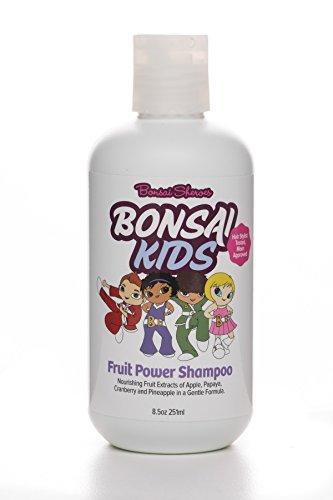 Bonsai Kids Hair Care Fruit Power Shampoo, 8.5 Ounce