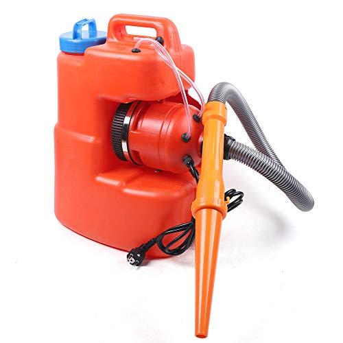 OUKANING Pulverizador eléctrico de 220 V para jardín, ULV, pulverizador para mosquitos, 20 L