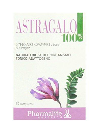 Pharmalife Astragalo 100%, 60 Compresse