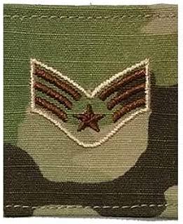 US Air Force Gortex OCP Scorpion Rank