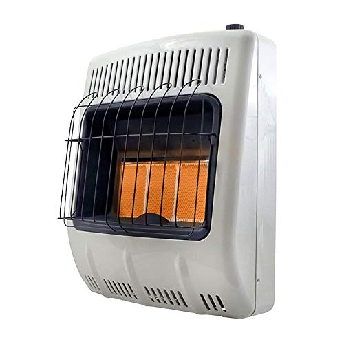 Mr. Heater 18000 BTU Vent Free Propane Indoor Outdoor Space Heater (2 Pack)