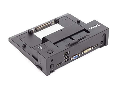 Original Dell E-Port USB 2.0 - 6PPXT (K07A) oder T4HD7 (PR03X) Docking Station + DELL 130W Power Adapter, Netzteil PA-4E (Generalüberholt)