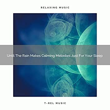 2021 New: Until The Rain Makes Calming Melodies Just For Your Sleep