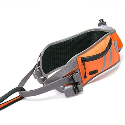Sport Gürteltasche Multifunktionale Hyäne Hüfttasche Taschen Laufen Wandern Outdoor Verstellbarer Gürtel Mit einem Wasserkocher reinigen/Frauen/Männer gehen