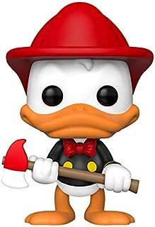 Funko POP Donald Duck Donald Duck Anniversary Firefighter Exclusive