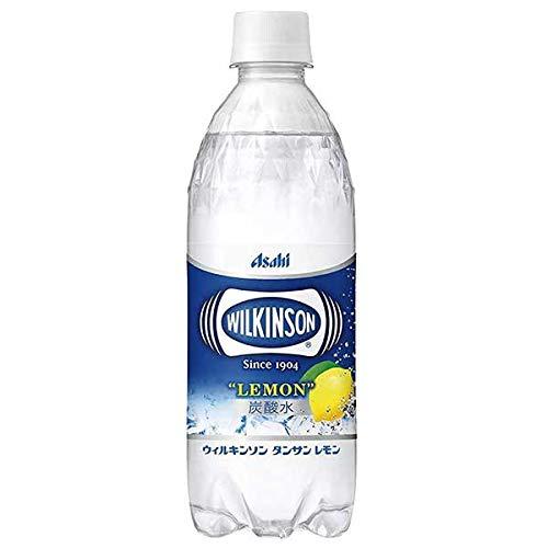 アサヒ飲料 ウィルキンソン タンサン レモン [ペット] 500ml x 24本