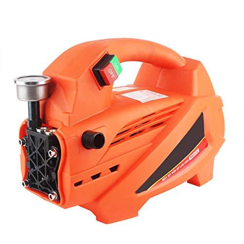Limpiador De Alta Presión De Alta Potencia Autocebante De Doble Propósito, Versátil, No Solo para Lavado De Automóviles, Tres Diseños De Tipo Agua