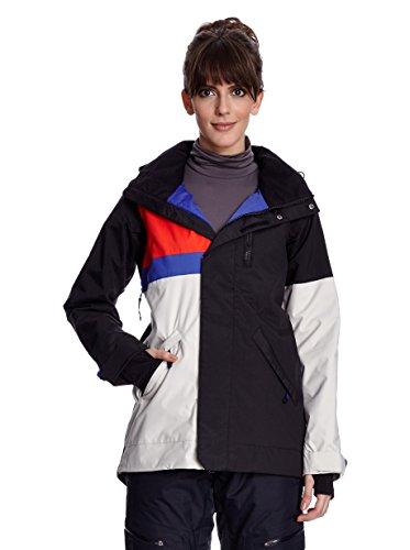 Burton Damen Snowboardjacke WB Eclipse Jacket, True Black Colorblk, S