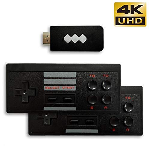 Zero starting point Manette Filaire, Gamepad Controller, USB-C Charging Gamepad, Contrôleur Jeu avec Portable, Bluetooth Gamepad Controller, Jeu Aucune Latency pour PC TV,Noir