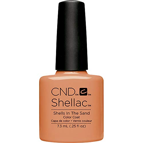 CND Shellac Shells In the Sand Shellac, 7.3 milliliters