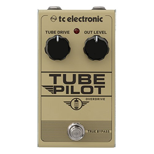 TC Electronic 653341314031 Tube Pilot Overdrive