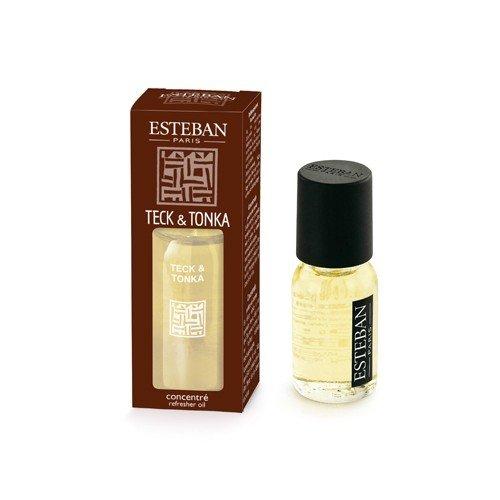 Esteban Paris - Concentrato di profumo 15ml TECK E TONKA