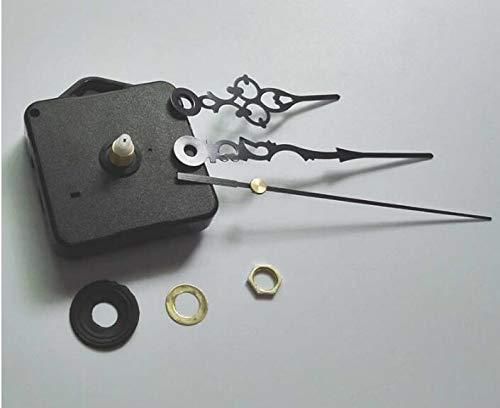 100pcs Clock Movement Mechanism Parts Beautiful Hour Minute Second Hand Repair Replacing DIY Kits Copper Head