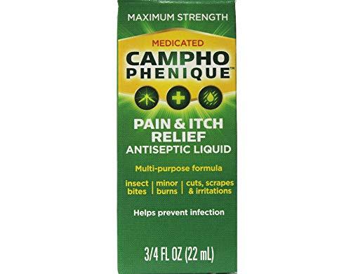 Campho-Phenique Antiseptic Liquid