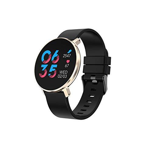 MOLINB Slim horloge Smart Watch Bloedzuurstof Bloeddruk Hartslagmeter IP67 Leven Waterdicht Sport Smartwatch Heren Dames Polshorloge