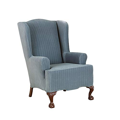 sofá individual vintage fabricante SURE FIT