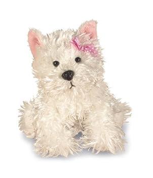 Webkinz White Terrier