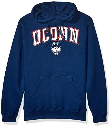 Top of the World Connecticut Huskies Men's Team Color Hoodie Sweatshirt, XX-Large