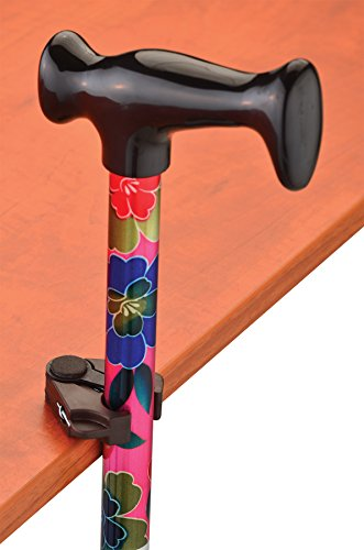 NOVA Medical Products Cane Holder, Black