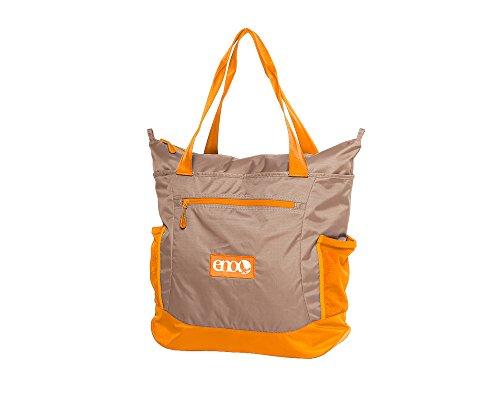 ENO - Eagles Nest Outfitters Relay Festival/Yoga Tote, Messenger Bag, Khaki/Orange